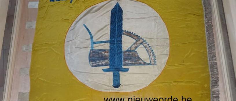 Verdinaso-vaandel van het vendel III/1 (Antwerpen)