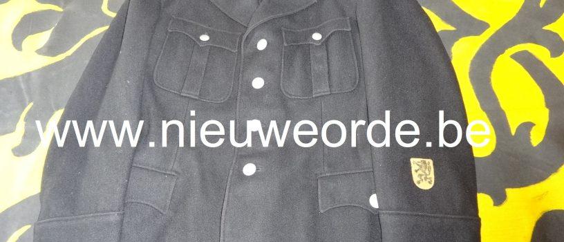 Uniformjas van de Vlaamse Wachtbrigade