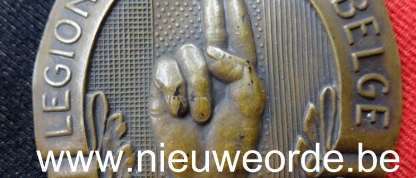 Het Légion Nationale: toen groetten zij de Belgische Nieuwe Orde die in hun hart leefde (2)