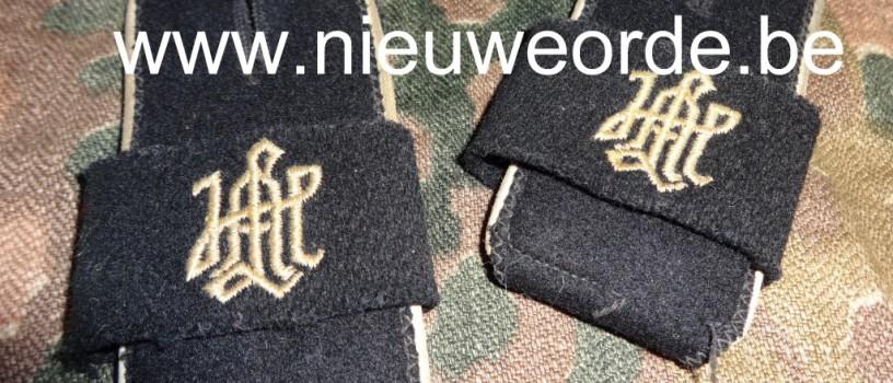 LAH-Schlaufen voor Waffen-SS schouderstukken